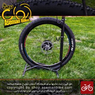 لاستیک دوچرخه کوهستان دبلیو تی بی مدل ننو با سایز 26 در 2.1 عاج درشت WTB NANO Speed Bicycle Tire Size 26X2.1