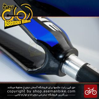 دوشاخ دوچرخه کورسی جاده ژیتان کربن مدل کربن تک سایز 700 سی Gitane Onroad Bicycle Fork Carbon-Tech 700C