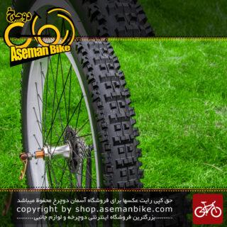 لاستیک دوچرخه دانهیل کندا مدل تلونیکس با سایز 26 در 2.60 عاج درشت Downhill Bicycle Tire Kenda Telonix Size 26X.2.6