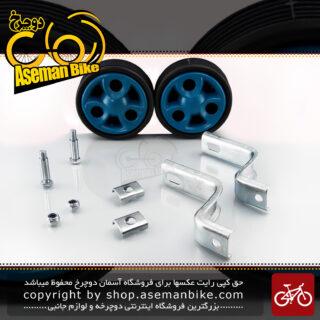 بغل بند کمکی ردو جهت تعادل و بالانس چرخ دوچرخه سایز 12 آبی بهترین کیفیت Reddo Training Wheels bicycle Kids 12 Blue