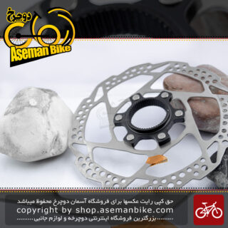 Shimano Bicycle Disc Rotor Deore XT RT81 Silver 160mm