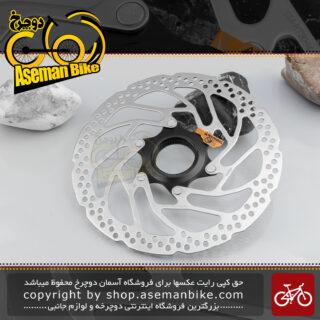 دیسک ترمز دوچرخه شیمانو مدل آر تی 30 180 میلیمتری Shimano Bicycle Disc Rotor RT30 180mm