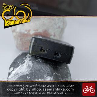 چک کننده ی لوازم برقی دوچرخه شیمانو مدل اس ام-پی سی ای 1 مشکی ساخت ژاپن Shimano Electrical Bicycle Parts Checker SM-PCE1 Japan
