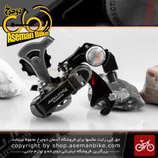 شانژمان دوچرخه شیمانو سری تورنی مدل اف تی 30 ساخت ژاپن Shimano Bicycle Rear Derailleur Tourney RD-FT30 Japan