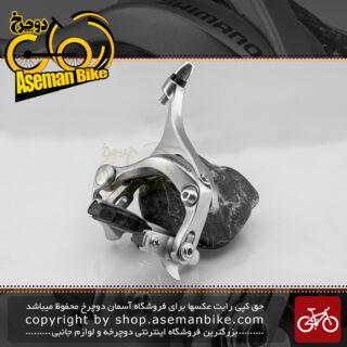 کالیپر ترمز لنتی دوچرخه کورسی جاده شیمانو مدل آر 561 ساخت مالزی Shimano On-road Caliper Brake R561 Malaysia