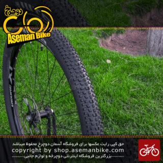 لاستیک دوچرخه کوهستان دبلیو تی بی مدل بی لاین سایز 27.5در 2.20 عاج ریز WTB Bicycle Tire Model Beeline Size 27.5X2.20