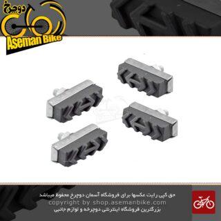 مجموعه 4 عدد لنت دوچرخه دوچرخه پشت فلزی