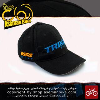کلاه نقاب دار ترینکس مشکی Hat Logo TRINX Bick Black