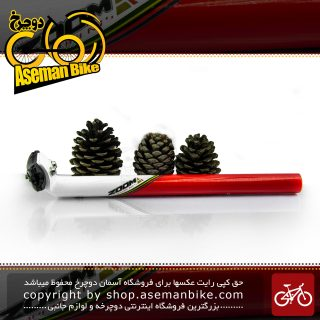 لوله زین دوچرخه زوم کامپوننتس قطر 27.2 میلیمتر طول340 میلیمتر KALLOY Bicycle Seat-Post 27.2 mm Diameter, 340 mm Length