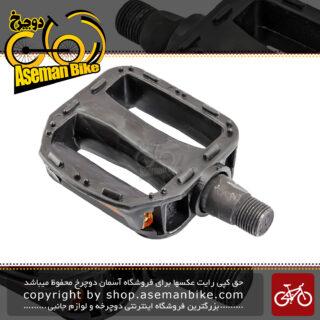 پدال دوچرخه بچه گانه سولو مدل اف بی 600 سایز 12 مشکی SOLO Kids Pedals Bicycle Model FB-600 BLACK