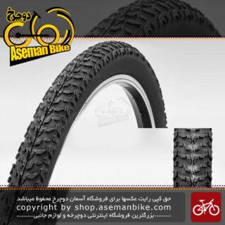 تایر لاستیک دوچرخه کوهستان چاویانگ الیت سایز 27.5 در 2.10 کد اچ 5120 Tire Bicycle ChaoYang MTB Bike ZC Rubber 27.5×2.10 H-5120