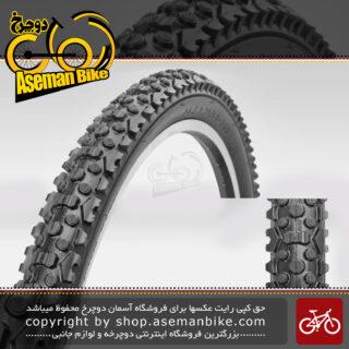 تایر لاستیک دوچرخه کوهستان چاویانگ سایز 26 در 2.35 کد اچ 557 Tire Bicycle ChaoYang Mountain Bike ZC Rubber 26x2.35 H-557