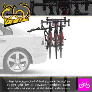 باربند ماشین حمل دوچرخه برند یاکیما مدل هالف بک جهت حمل 3 دوچرخه Yakima HALF BACK Bike Rack for Car Bicycle Carrier Rack for 3 Bike
