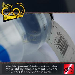 قمقمه بطری آب دوچرخه جاينت مدل گو فلو 750 سی سی شفاف Giant Bicycle Bottle GoFlo 750cc Clear