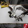 ست ترمز دوچرخه کورسی جاده شیمانو سری دورا ایس مدل بی آر 7800 دو محور ساخت ژاپن Shimano On-road Bicycle Brake Set Dura Ace Dual Pivot BR7800 Japan