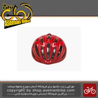کلاه ایمنی دوچرخه کورسی جاده لیمار مدل 778 سایز مدیوم 52 تا 57 سانت قرمز مات طراحی ایتالیا Limar Onroad Bicycle Helmet 778 Matt Red 52-57cm Italy