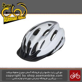 کلاه ایمنی دوچرخه لیمار سبک اسپورت اکشن مدل 560 رنگ سفید سایز لارج 57 تا 61 طراحی ایتالیا Limar Bicycle Helmet 560 Sport/Action White L 57-61cm Italy