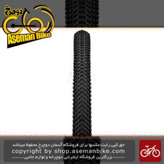 لاستیک تایر دوچرخه کوهستان ابریشمی برند وندا کینگ سایز 20 با پهنای 2.35 اینچ Wanda King MTB Tire Size 20×2.35 Inch