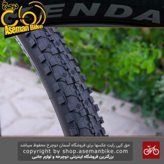 تایر لاستیک دوچرخه کندا سایز 27.5 در 2.10 ابریشمی Kenda Tire KADRE Bicycle K1027 27.5x2.10