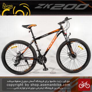دوچرخه کوهستان شهری حرفه ای برند فونیکس مدل زد کا 200 سایز 27.5 PHOENIX Bicycle MTB ZK 200 27.5