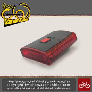 مجموعه ست چراغ جلو و عقب شارژی دوچرخه اکس سی 122142 Bicycle Light set Head light And Reat light XC-122142