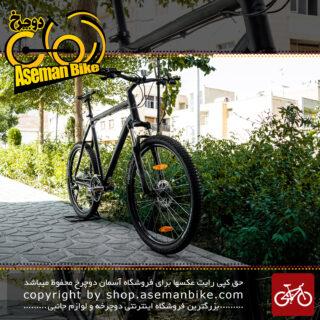 دوچرخه شهری توریستی مریدا مدل متس 6.40 دستساز تایوان طراحی آلمان سایز 26 رنگ مشکی 27 سرعته 2021 Merida Urban Tourist Bicycle Matts 6.40 Size 26 Handmade in Taiwan Design Germany Black 27 Speed 2021