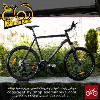 دوچرخه شهری توریستی مریدا مدل متس 4.20 دستساز تایوان طراحی آلمان سایز 26 رنگ مشکی 27 سرعته 2021 Merida Urban Tourist Bicycle Matts 2.40 Size 26 Handmade in Taiwan Design Germany Black 27 Speed 2021
