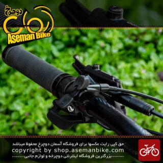 دوچرخه کوهستان دبلیو استاندارد مدل پرو تی 2 ست دیور سایز 27.5 رنگ آبی کاربنی 2021 W-Standard MTB Bicycle PRO T2 Shimano Deore Set 27.5 2021 Carbon Blue