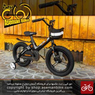 دوچرخه بچگانه برند فیلیپس سایز 16 رنگ مشکی Kids Bicycle Philips Size 16 Black