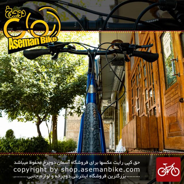 دوچرخه شهری توریستی مریدا مدل کراس وی اوربان 40 دستساز تایوان طراحی آلمان سایز 28 رنگ آبی اقیانوسی 27 سرعته 2021 Merida Urban Tourist Bicycle Crossway Urban 40 27 Speed Size 28 Handmade in Taiwan Design Germany Ocean Blue 27 Speed 2021