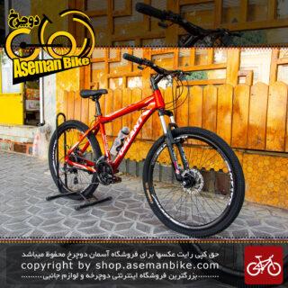 دوچرخه کوهستان گالانت مدل کارتر سایز 27.5 رنگ قرمز 24 سرعته MTB Bicycle Galant Carter Size 27.5 Red 24 Speed