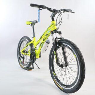 دوچرخه کوهستان برند الکس مدل جودی سایز 24 با سیستم دنده 21 سرعته MTB Bicycle Alex Judy Size 24 21 Speed