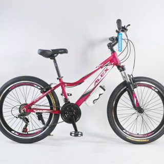 دوچرخه کوهستان برند الکس مدل تراست سایز 26 با سیستم دنده 21 سرعته MTB Bicycle Alex Trust Size 26 21 Speed