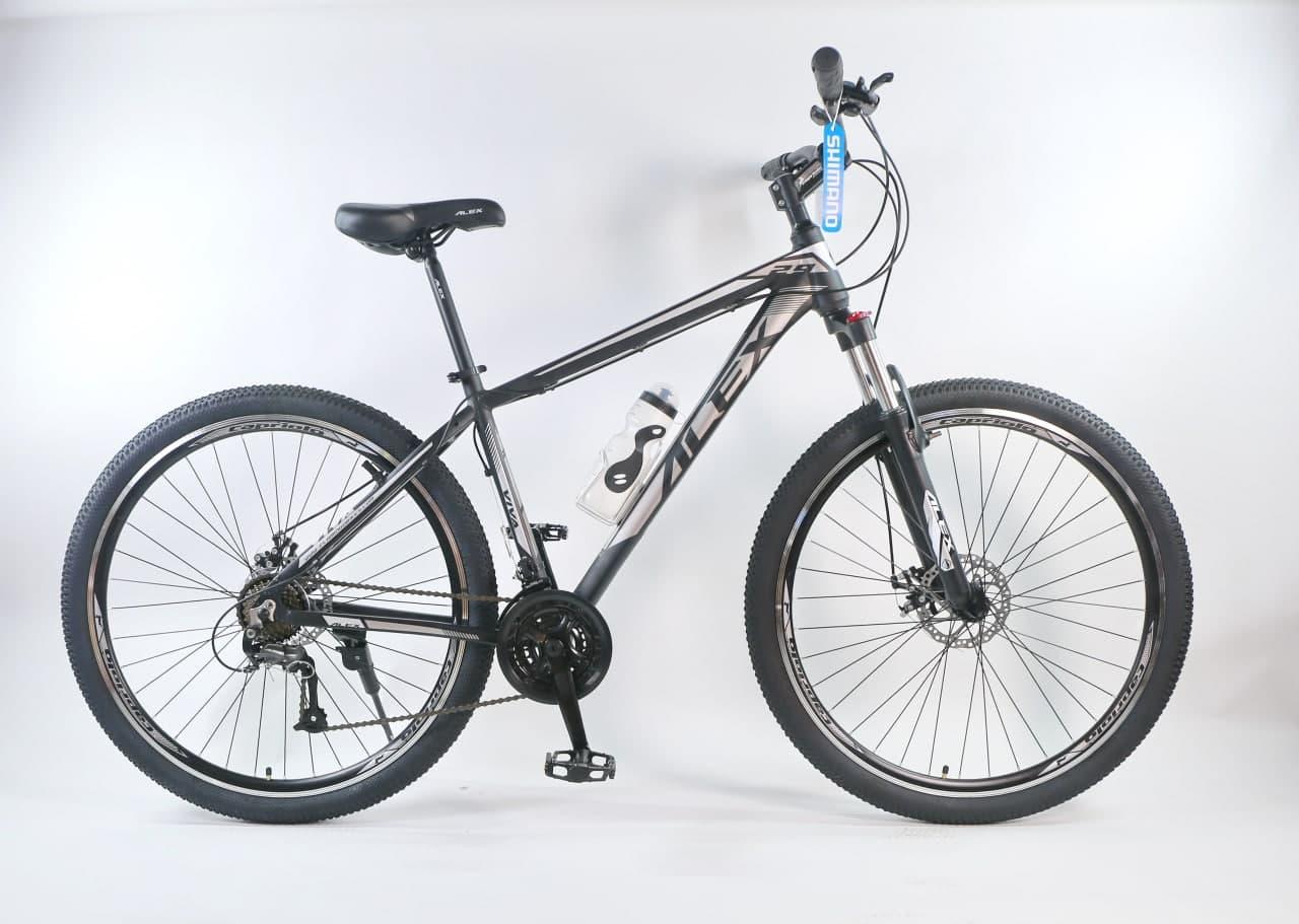 دوچرخه کوهستان برند الکس مدل ویوا سایز 29 با سیستم دنده 21 سرعته MTB Bicychle Alex Viva Size 29 21 Speed
