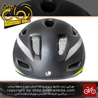 کلاه دوچرخه سواری لیمار مدل Ciao مشکی مات برند ایتالیایی سایز 58 تا 62 سانتی متر Limar Helmet Bicycle Ciao 58-62 CM Black Matte