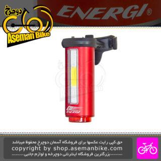 چراغ خطر عقب دورچخ مدل EBL-3916 پلیسی 360 درجه برند انرژی Red Light Police Energi EBL-3916 Red & White & Blue 3 Colors Lighting