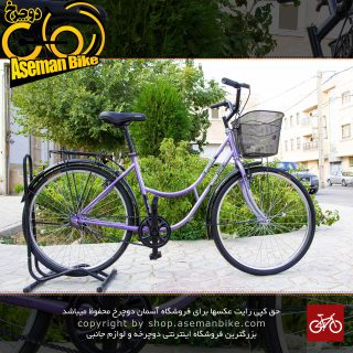 دوچرخه شهری آساک مدل میترا 2V سایز 26 Aassak Bicycle Mitra V2 Size 26
