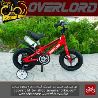 دوچرخه بچگانه اورلرد فری استایل سایز 12 آلومینیوم OVERLORD Bicycle Kids Freestyle Size 12