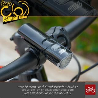 چراغ جلو دوچرخه انرژی 2225A قدرت نور 150 لومن سفید ENERGI EBL-2225A 150 Lumen
