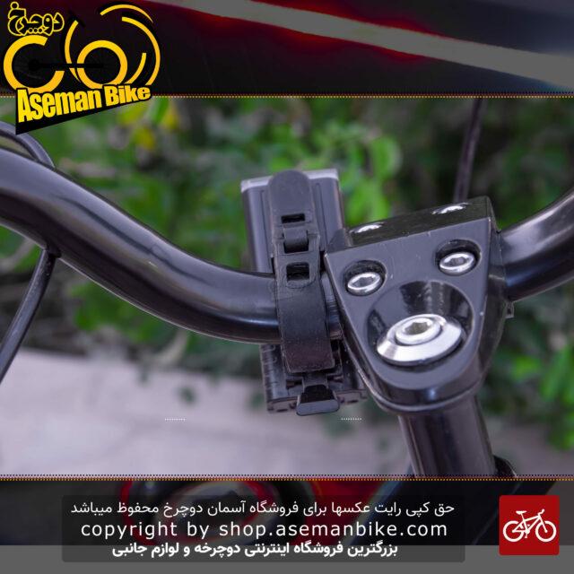 چراغ جلو دوچرخه شارژی 300 لومن پلیسی