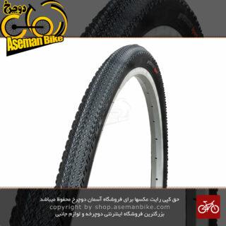 تایر لاستیک دوچرخه کندا سایز 700x40C 28x1-5/8x1-3/8 (40-622) توریستی PIEDMONT SPORT عاج ریز